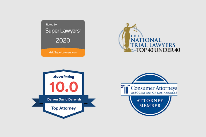 Award Winning Car Accident Attorney LA
