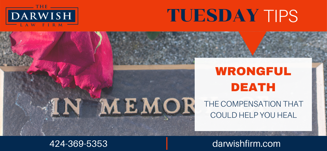 TUESDAY TIPS: Wrongful Death